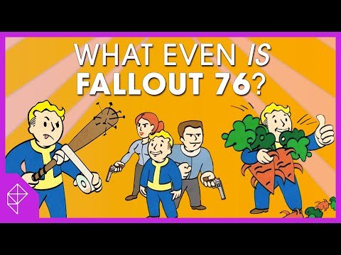 Which genre is Fallout 76?