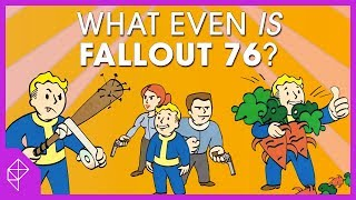 Fallout 76 doesn't have a genre, and that's okay