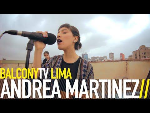 ANDREA MARTINEZ - NO TEMAS (BalconyTV)