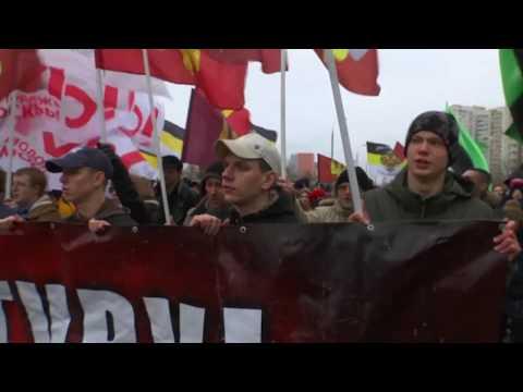 'Русские марши' в