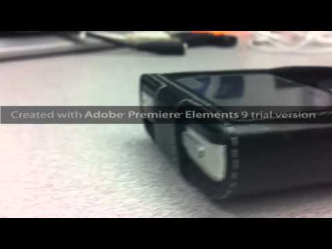 TEST: Premiere Elements 9 To YouTube
