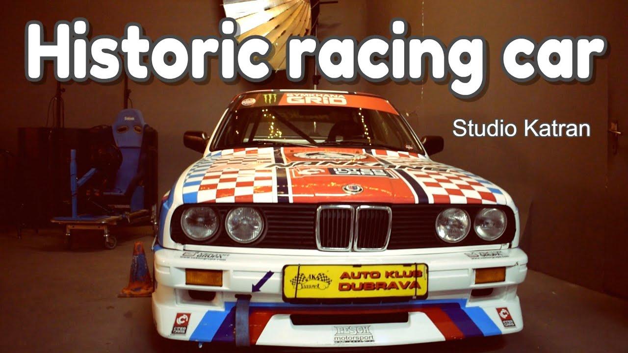 Historic Racing Car - Izložba trkaćih automobila