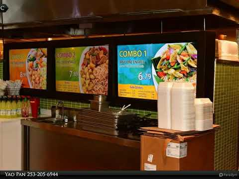 Ruby Thai Kitchen For Sale At Southcenter Mall