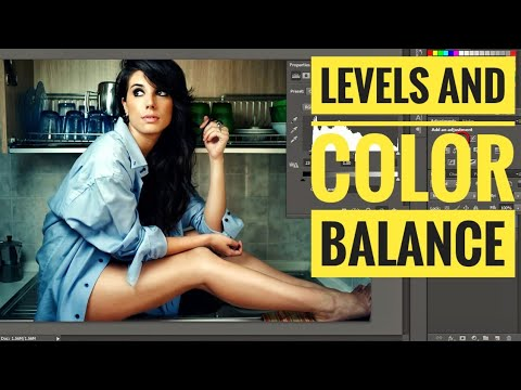 Learn How to Color Balance in Photoshop CC, CS6   Photoshop Photo Effects
