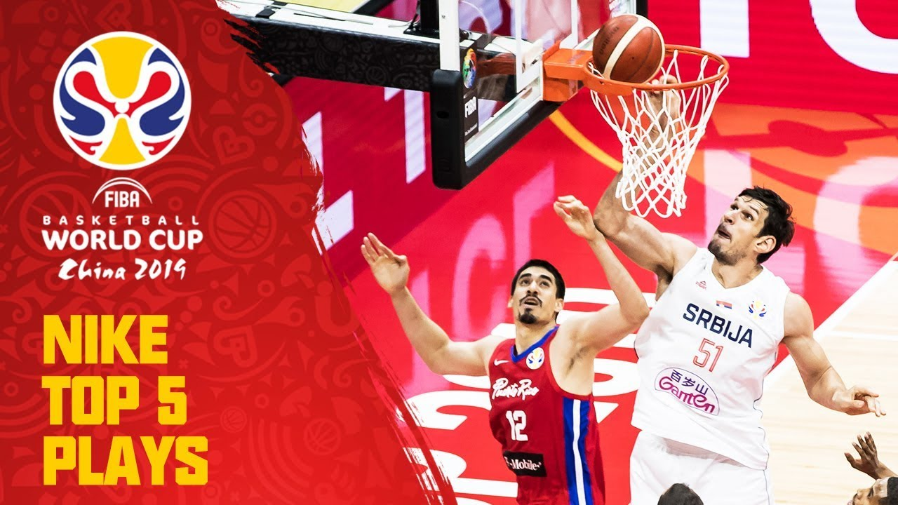 Nike Top 5 Plays   Day 7   ft. Marjanovic, Campazzo & More!