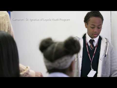 2018 Catholic Charities Appeal  - St. Ignatius Youth Program