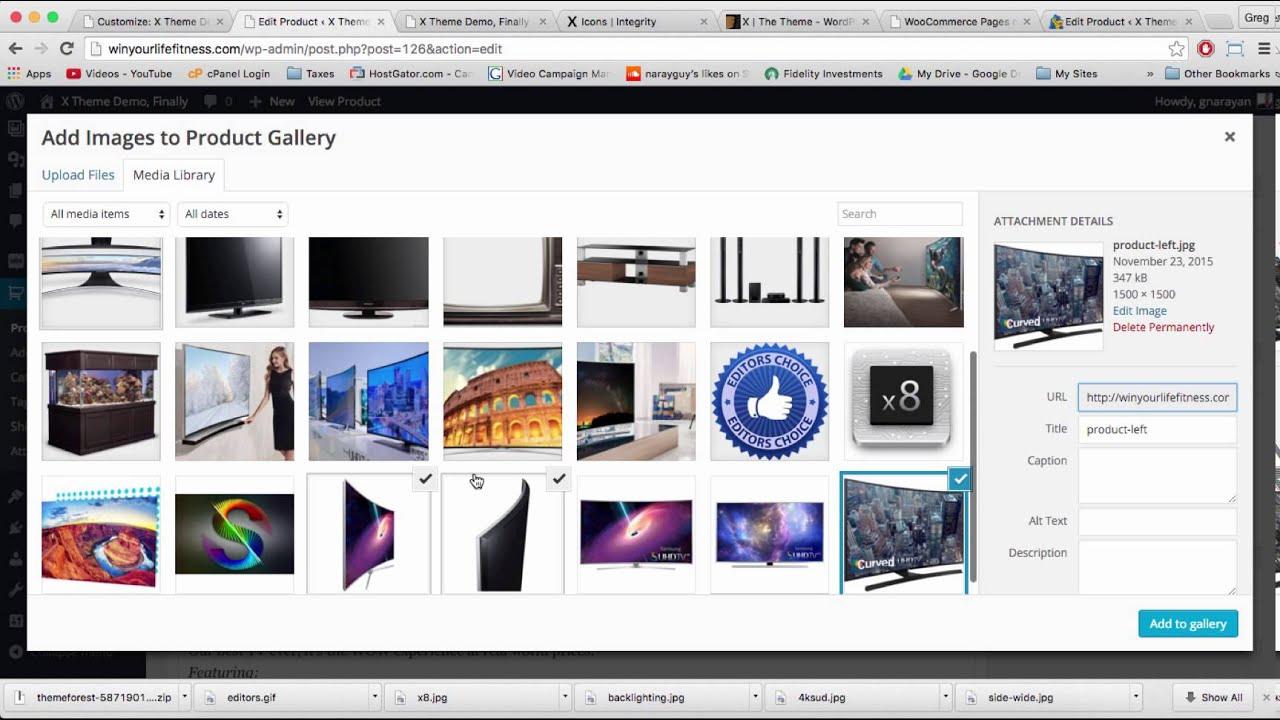 how to make a wordpress website sydney greg narayan
