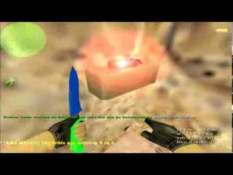 Counter Strike 1.6 - Bomb C4 Trick