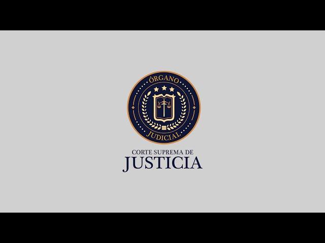 Firma convenio CSJ-FONAES para proyecto Centro Judicial de Usulután