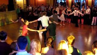 Mitternachtsball TU-Dresden SS 2011 - Lindy Hop Auftritt