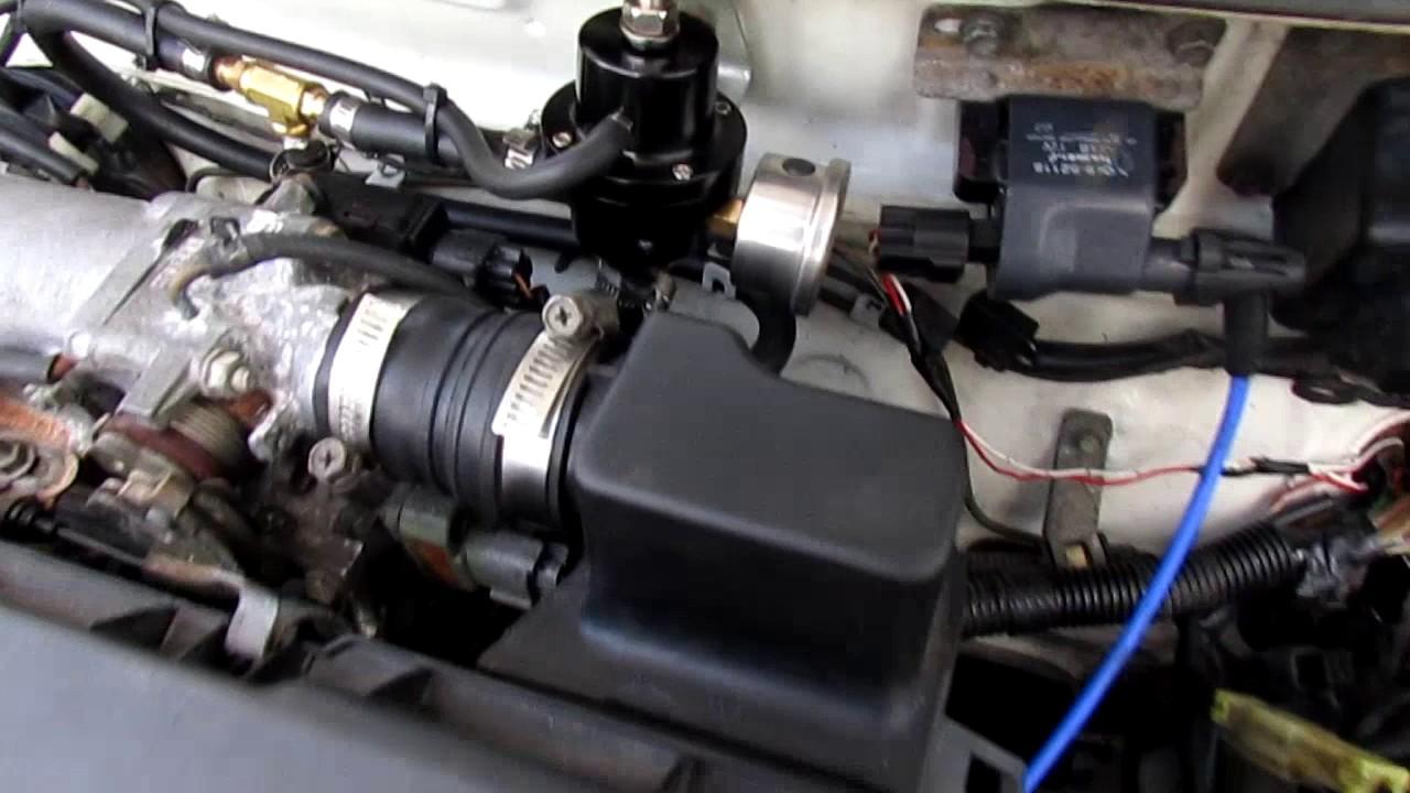 Daihatsu L201 Update  mira efi conversion - The Most Popular