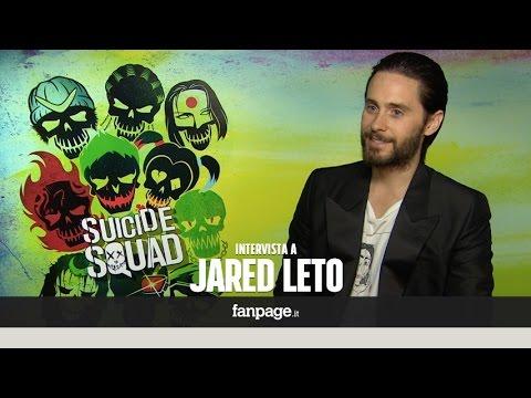 """Joker in Suicide Squad, Jared Leto: """"Manette e lubrificante per una serata romantica"""""""