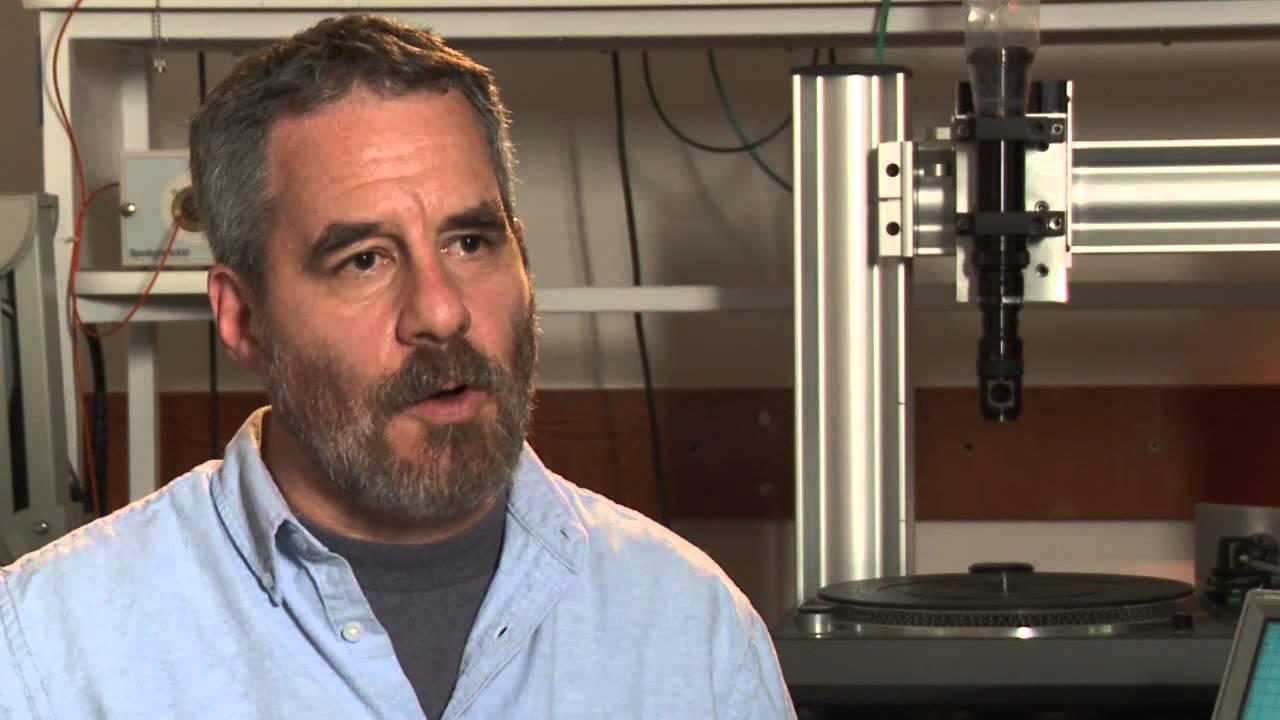 Audio Preservationist Carl Haber, 2013 MacArthur Fellow | MacArthur Foundation