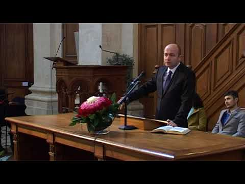 """Emanuel BAN (predica) """"E timpul REFORMEI"""" 11 nov 2017"""