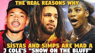 "The Real Reasons Why Sistas and Simps Are Mad A J Cole's ""Snow on the Bluff"""