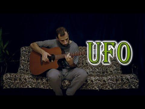 Don Diablo & Элджей - UFO (fingerstyle cover)