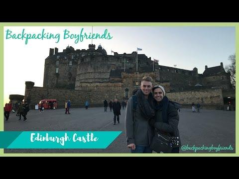 EXPLORING A CASTLE IN SCOTLAND | TRAVEL VLOG