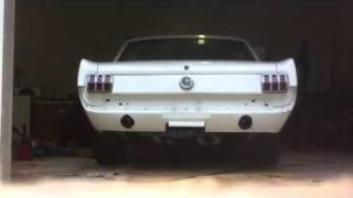 1965 Mustang 351w Comp Cams Thumpr Cam AFR 185 FlowMaster 40s
