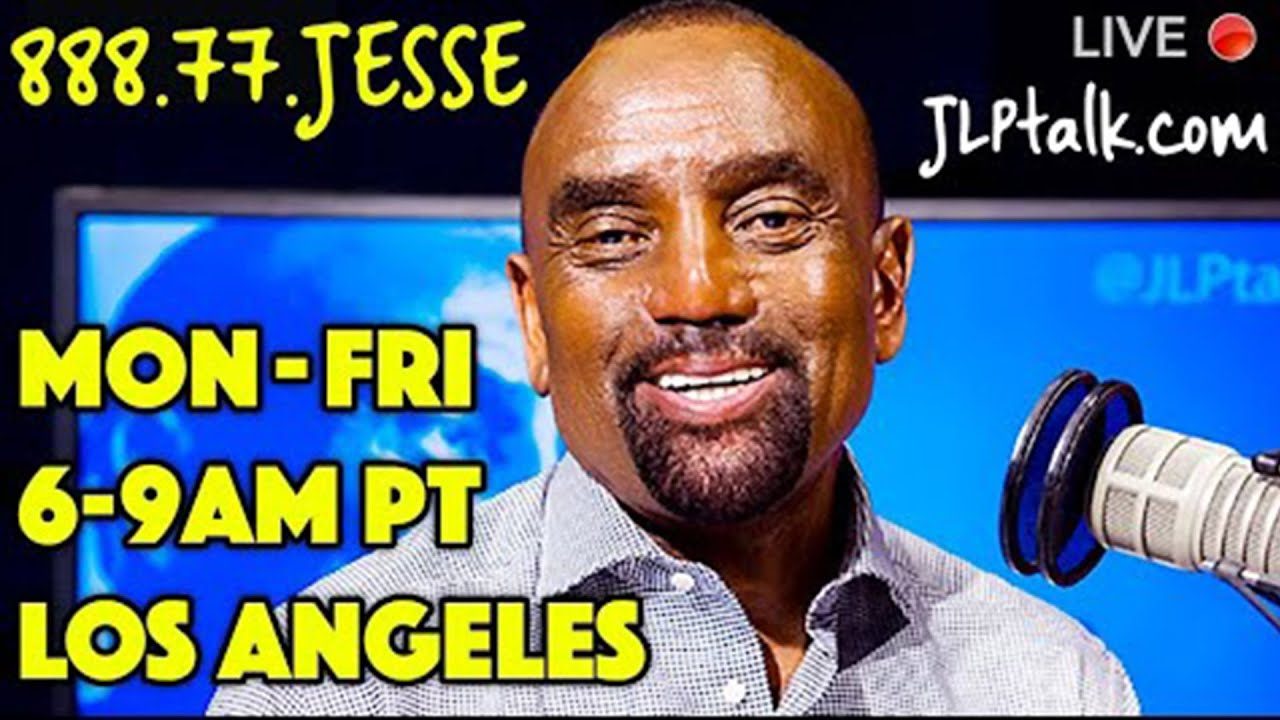 Jesse Lee Peterson Thu, Aug 22 - Call-in: 888-77-JESSE, live 6-9 AM PT (Los Angeles)