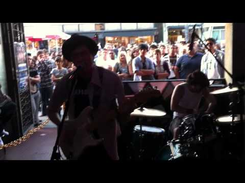 The Cigarette Bums - D - Train - Live at Freddie's 35er - Pasadena/CA