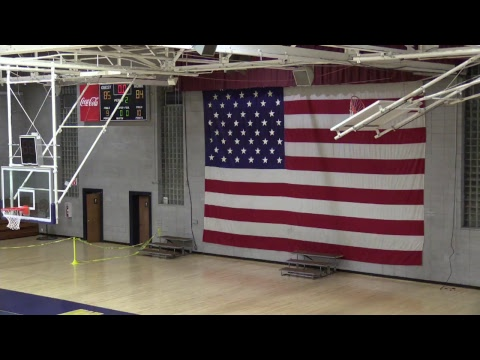 Valley Forge Military College Men's Basketball vs Manor College - 12.11.17