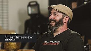 [ unlocked ] Guest Interview: Bill Doran