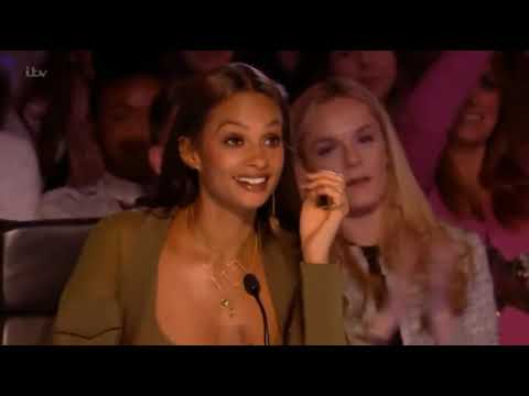 68 Year Old Sings ACDC Highway To Hell! SIMON is SHOCKED!! Britain´s Got Talent 2018 mp3