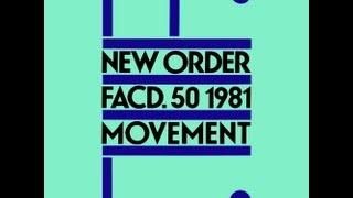 NEW ORDER MOVEMENT 1981 AUDIO VINIL