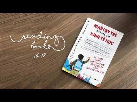 [Audiobooks] Nuôi dạy trẻ dưới góc nhìn Kinh tế học – Makiko Nakamuro
