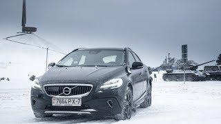 Тестдрайв: Volvo V40 T3 (1.5l turbo, VEA B4154T4, 2018my)
