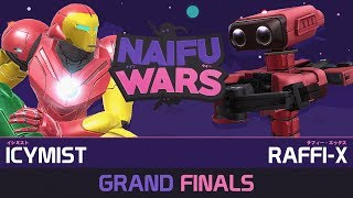 Grand finals of Naifu Wars #16! This event had 163 entrants. Full r...