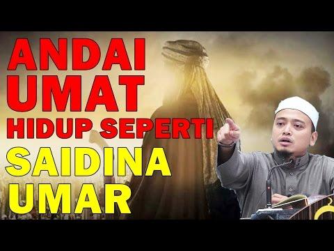 Ustaz Wadi Anuar 2017 - Andainya Umat Hidup Seperti Saidina Umar R.A thumbnail