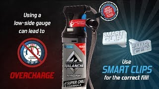 AC Avalanche – How to Prevent Overcharging your Auto Air Conditioner