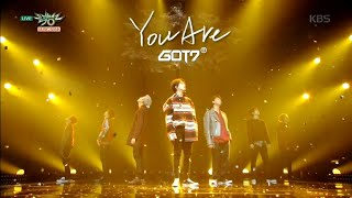Got7(갓세븐)-You Are 교차편집(Stage Mix)