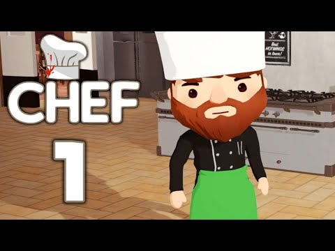 Chef: A Restaurant Tycoon Game - Part 1 - PRETTY FLY FOR A CHEF GUY