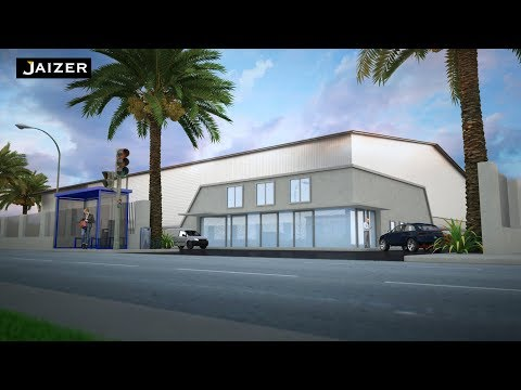 Lease to own industrial warehouses in Dubai - UAE