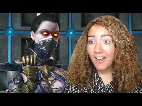 KITANA ASSASSIN BRUTALITY YAY! - Mortal Kombat Online Ranked Matches