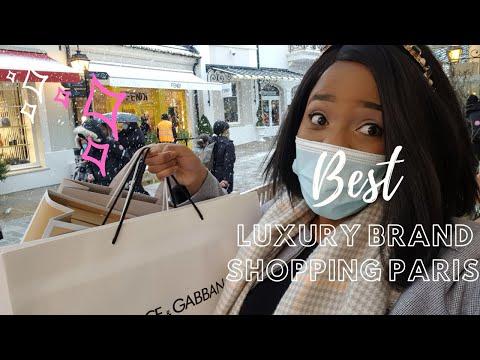 Best luxury brand shopping paris Shop Paris Luxury  La Valee Paris