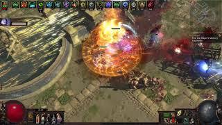 Gladiator Sunder + Suport 3.0 Turmoil