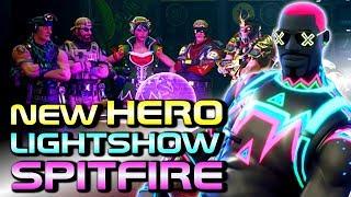 Fortnite ⚡ Rette die Welt ⚡ #317 - NEW HERO ! LIGHTSHOW SPITFIRE - Let's Play Fortnite