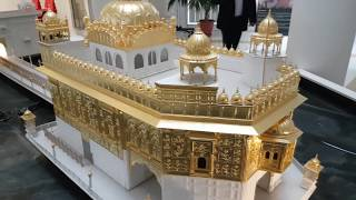 Golden Temple, is the holiest Gurdwara of Sikhism