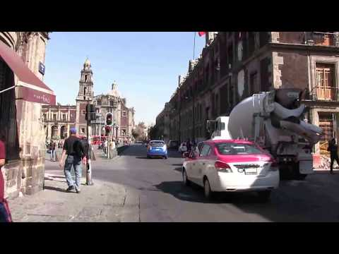 walking in Mexico city  (part two)