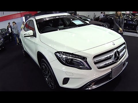 New Mercedes Gla 2019 >> New Mercedes GLA 200 2015, 2016 - Mercedes GLA- Class - YouTube
