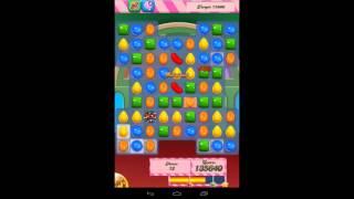 Candy Crush Saga Level 19 Walkthrough