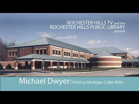 Visiting Michigan Cider Mills