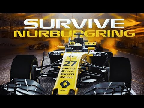 Can Modern F1 Cars Survive the Nordschleife? - Forza 7