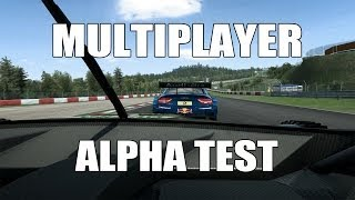 DTM Experience - Multiplayer Alpha test