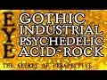 Thumbnail for EYE 'The Secret' [Dark Psychedelic Heavy Acid Gothic Industrial Alternative Rock Music Australian]