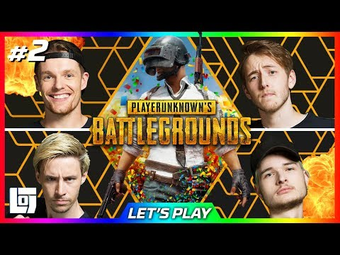 PlayerUnknown's Battlegrounds met Enzo, Link, Pascal en Jeremy | Let's Play | LOGS2 #2
