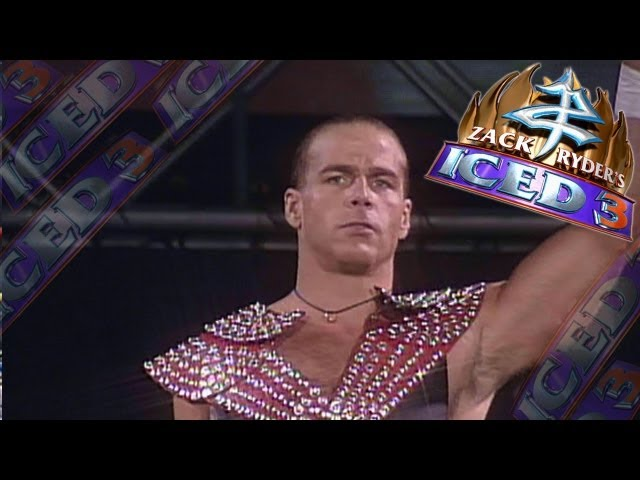 Zack Ryder's Iced 3 - August 2013,  Shawn Michaels vs Vader - Raw 11/24/97 - FULL MATCH